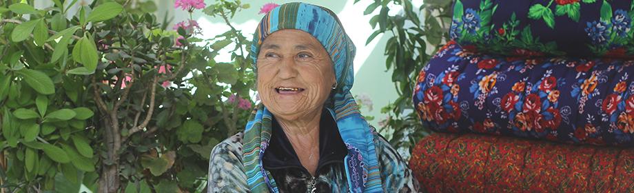 Makhputza, FINCA Kyrgyzsatn client