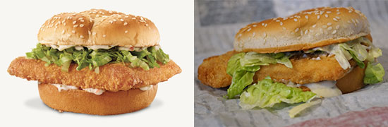 Which fast food fish sandwiches are worth eating focus for Arby s fish sandwich