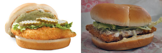 Which Fast Food Fish Sandwiches Are Worth Eating Focus