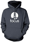 Click here for more information about FOCUS Icon Hooded Sweatshirt