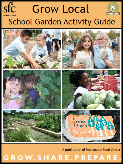 School Garden Activity Guide