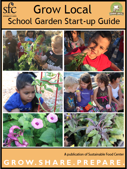 School Garden Start-up Guide