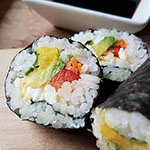 Click here for more information about 2017/09/21 - Sushi 101 with Explore Sushi