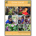 Click here for more information about School Garden Start-up Guide - Print Version