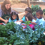 Click here for more information about 2018/10/23 & 10/24 - School Garden Classroom Training (2-part Training)