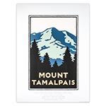 Mount Tam Poster
