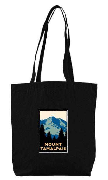 Mt. Tam Tote Bag
