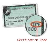 CVV2 on American Express