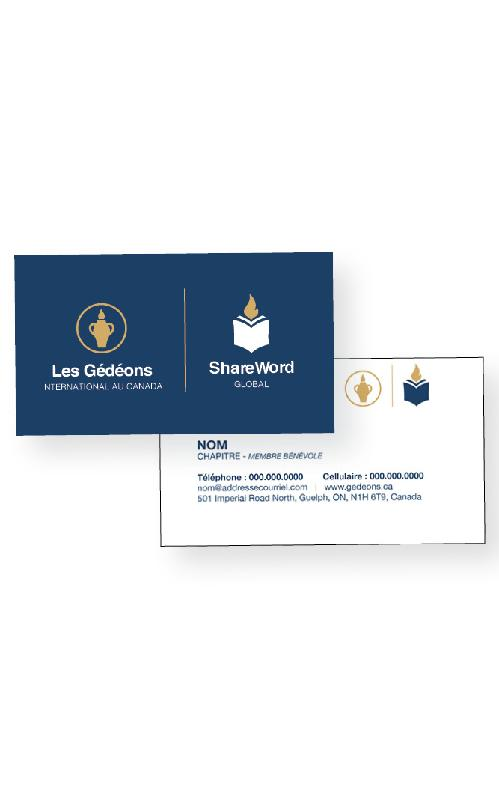 The gideons international in canada click here for more information about business cards french sc01 fr reheart Images