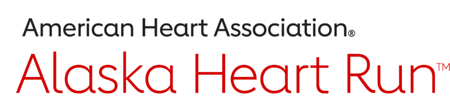 American Heart Association | Attn: Heart Run | 3700 Woodland Dr # 700, Anchorage, AK  99517