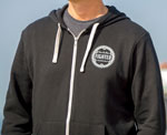 Click here for more information about Fighter Hoody Gray