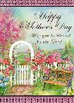 Click here for more information about Mother's Day Blessings Card