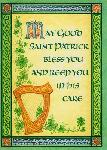 Click here for more information about St. Patrick Day Blessing Card