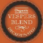 Click here for more information about Vespers Blend Decaffeinated Coffee