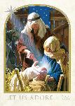 Click here for more information about Holy Family Christmas Card