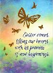 Click here for more information about Easter Butterflies Card