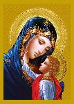 Click here for more information about Madonna & Child Christmas Card