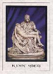 Click here for more information about Pieta Sympathy Card