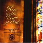 Click here for more information about Here in the Heart of God CD