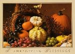 Click here for more information about Thanksgiving Blessings Card