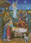 Click here for more information about Nativity Christmas Card