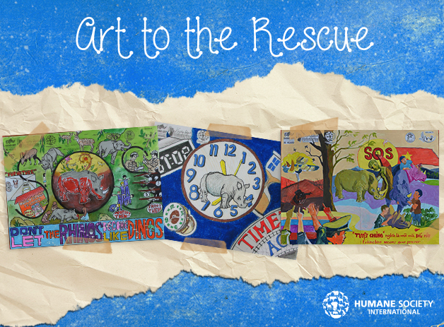 Art to the Rescue