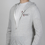 Click here for more information about Myeloma Warrior Hooded Sweatshirt, Heather Grey