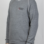Click here for more information about Myeloma Warrior Crew Sweatshirt, Dark Grey