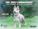 Click here for more information about 2017 Champions for Canine Health Calendar