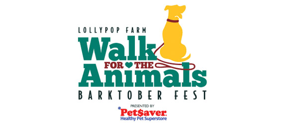 Lollypop Farm's Walk for the Animals at Barktober Fest 2019