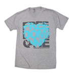 Freedom4One 'Heart' T-Shirt