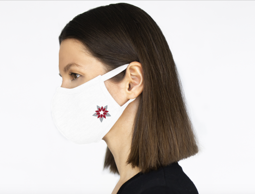 Multiple Myeloma Canada Face Mask