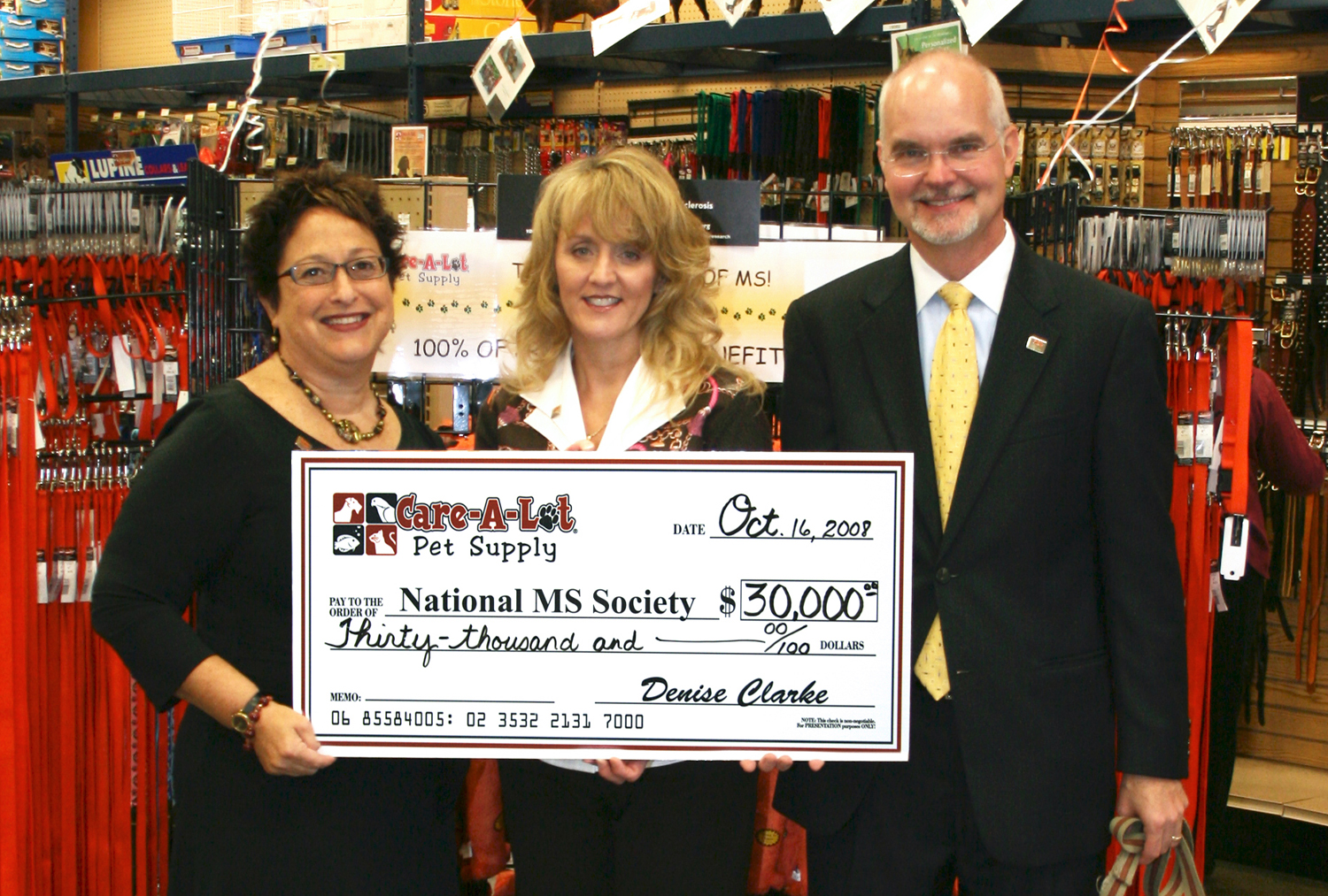 Care-A-Lot check presentation