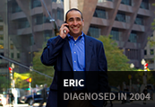 Eric, diagnosed in 2004