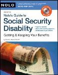 Click here for more information about TXH Nolo's Guide to Social Security Disability