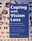 Click here for more information about TXH Coping with Vision Loss