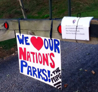We <3 Our Nation's Parks