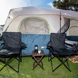 u201cLOVED the slumber party tents!!!! It was my first 3-Day walk and I was so happy to be sleeping in a slumber party tent.u201d & Recruit Two New Walkers and Earn a Slumber Party - The Susan G ...