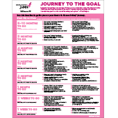Journey to the Goal