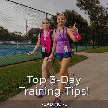 Top 3-Day Training Tips!