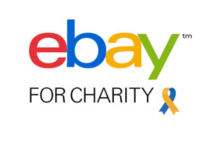 Shop eBay For Charity
