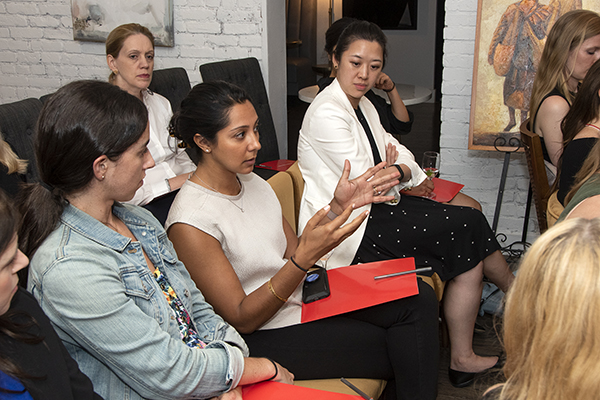 NYP Wine and Gyn Event Photo