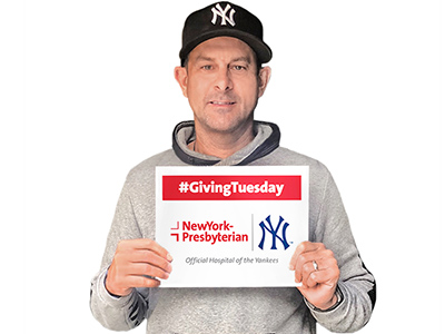 Yankees Supporting NewYork-Presbyterian
