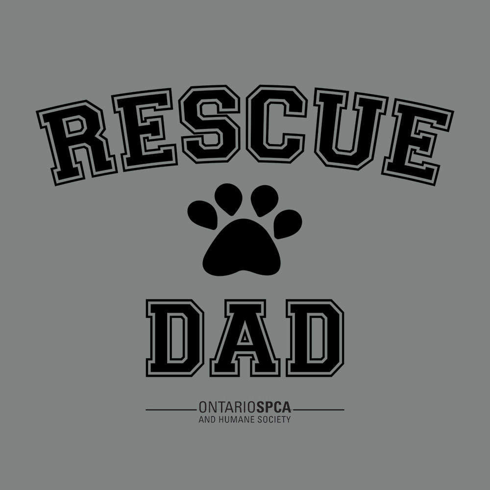 Rescue Dad Graphic