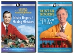 Click here for more information about Mister Rogers: It's You I Like 2 DVD Set