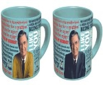Click here for more information about Mister Rogers: It's You I Like Mug