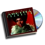Click here for more information about The Very Best of Aretha Franklin: The 60's CD