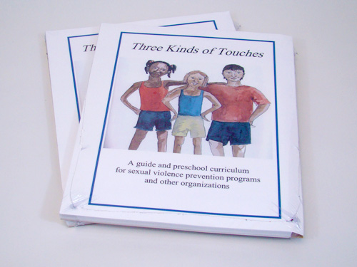 ER-01-21_Three Kinds of Touches Curriculum.