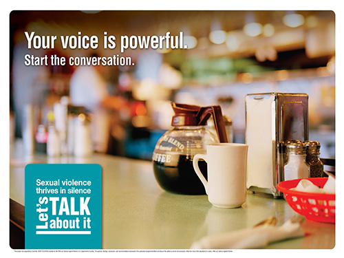 Stephanie King - SP-14-05_Let's Talk About it Diner Poster.j