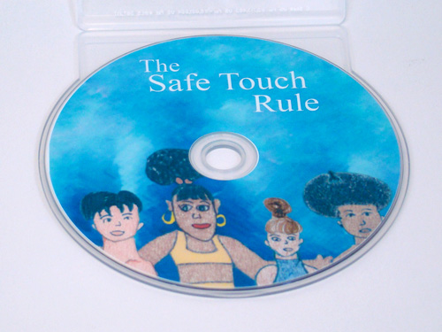 Stephanie King - VI-11-02_The Safe Touch Rule Video  (DVD).j